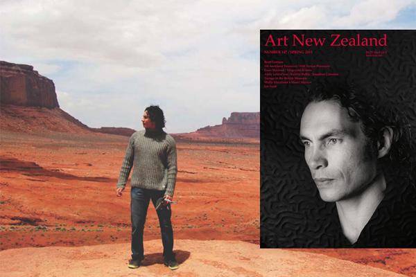 Art New Zealand essay about Brett Graham