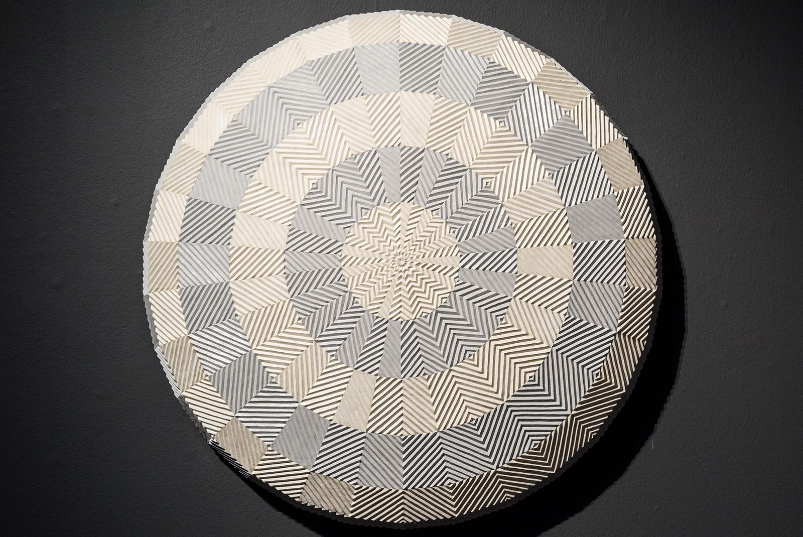40 00 S 147 91 E, Resettle series, by New Zealand artist Brett Graham
