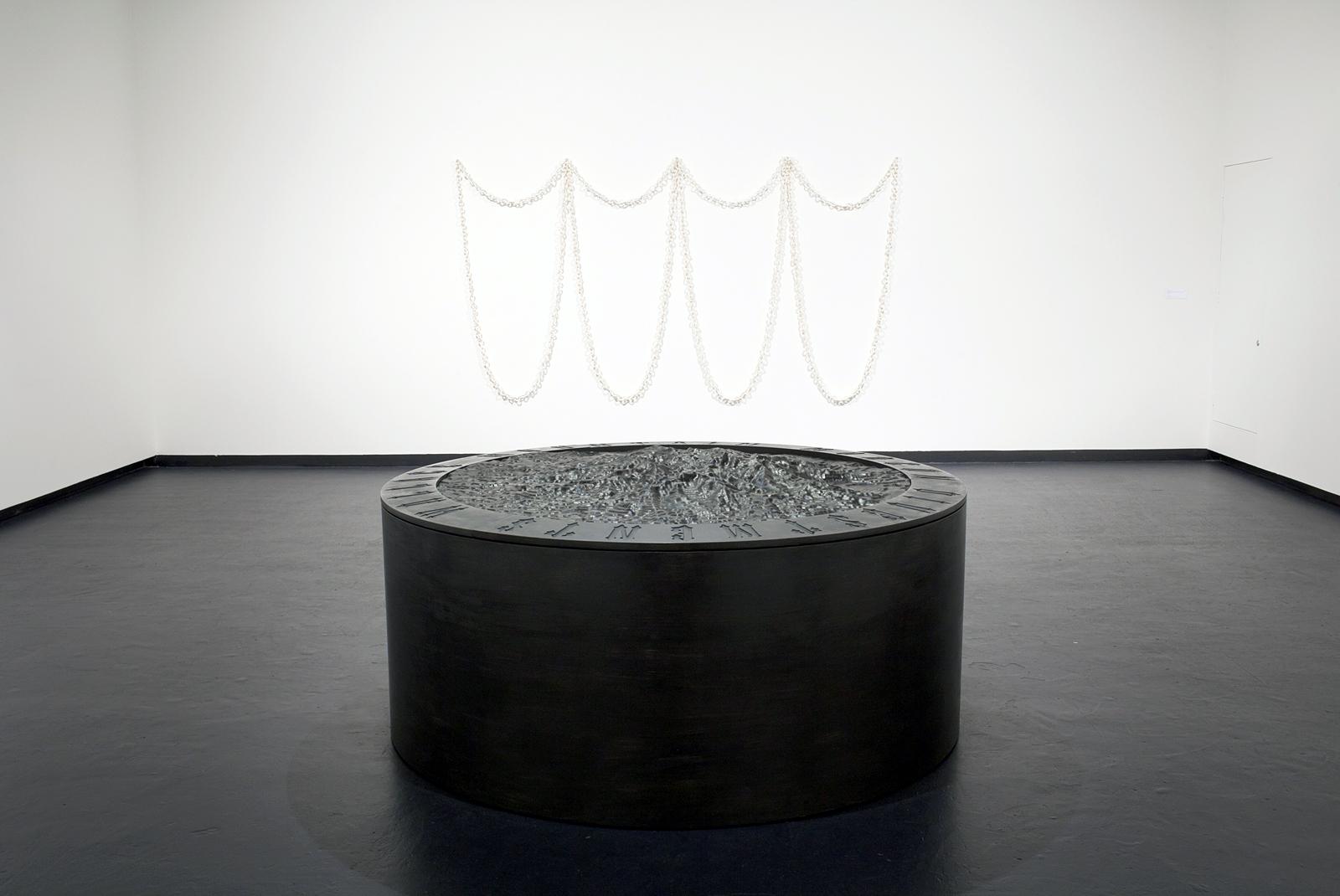 Ringfence, sculpture by New Zealand artist Brett Graham