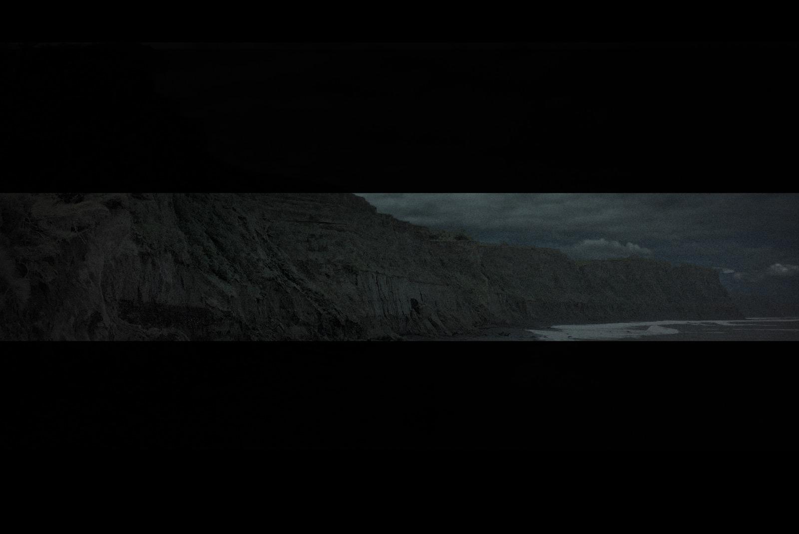 Ohawe (Tai Moana Tai Tangata), video animation by New Zealand artist Brett Graham