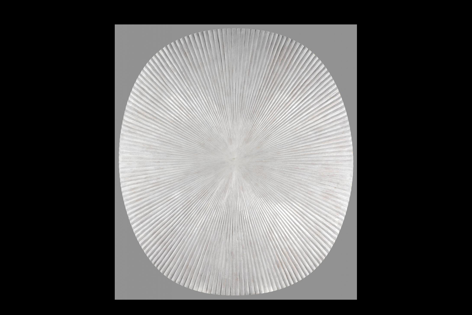 Shield of Antarctica (Tangaroa / Water), sculpture by New Zealand artist Brett Graham